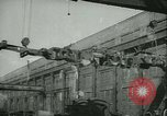 Image of Raymond Loewy T1 locomotive building and testing Altoona Pennsylvania USA, 1948, second 7 stock footage video 65675073413