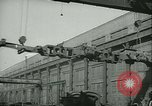 Image of Raymond Loewy T1 locomotive building and testing Altoona Pennsylvania USA, 1948, second 8 stock footage video 65675073413