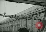 Image of Raymond Loewy T1 locomotive building and testing Altoona Pennsylvania USA, 1948, second 13 stock footage video 65675073413