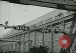 Image of Raymond Loewy T1 locomotive building and testing Altoona Pennsylvania USA, 1948, second 14 stock footage video 65675073413