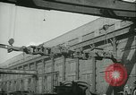 Image of Raymond Loewy T1 locomotive building and testing Altoona Pennsylvania USA, 1948, second 15 stock footage video 65675073413