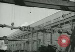 Image of Raymond Loewy T1 locomotive building and testing Altoona Pennsylvania USA, 1948, second 17 stock footage video 65675073413