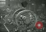 Image of Raymond Loewy T1 locomotive building and testing Altoona Pennsylvania USA, 1948, second 20 stock footage video 65675073413