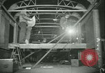 Image of Raymond Loewy T1 locomotive building and testing Altoona Pennsylvania USA, 1948, second 28 stock footage video 65675073413