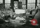 Image of Raymond Loewy T1 locomotive building and testing Altoona Pennsylvania USA, 1948, second 52 stock footage video 65675073413