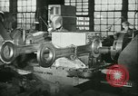 Image of Raymond Loewy T1 locomotive building and testing Altoona Pennsylvania USA, 1948, second 53 stock footage video 65675073413
