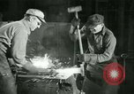 Image of Raymond Loewy T1 locomotive building and testing Altoona Pennsylvania USA, 1948, second 54 stock footage video 65675073413