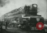 Image of railroad maintenance United States USA, 1948, second 5 stock footage video 65675073414