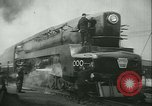 Image of railroad maintenance United States USA, 1948, second 6 stock footage video 65675073414