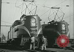 Image of railroad maintenance United States USA, 1948, second 28 stock footage video 65675073414
