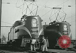 Image of railroad maintenance United States USA, 1948, second 30 stock footage video 65675073414