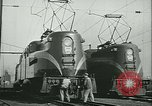 Image of railroad maintenance United States USA, 1948, second 31 stock footage video 65675073414