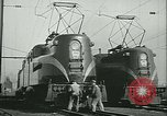 Image of railroad maintenance United States USA, 1948, second 32 stock footage video 65675073414