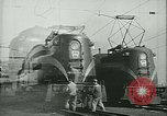 Image of railroad maintenance United States USA, 1948, second 33 stock footage video 65675073414