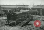 Image of railroad maintenance United States USA, 1948, second 50 stock footage video 65675073414