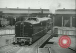 Image of railroad maintenance United States USA, 1948, second 51 stock footage video 65675073414