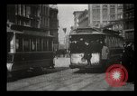 Image of New York City street scene early 1900s New York City USA, 1903, second 14 stock footage video 65675073418