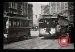 Image of New York City street scene early 1900s New York City USA, 1903, second 16 stock footage video 65675073418