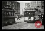 Image of New York City street scene early 1900s New York City USA, 1903, second 20 stock footage video 65675073418