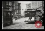 Image of New York City street scene early 1900s New York City USA, 1903, second 21 stock footage video 65675073418