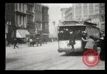 Image of New York City street scene early 1900s New York City USA, 1903, second 24 stock footage video 65675073418