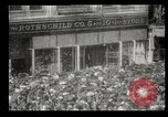 Image of Shoppers New York City USA, 1905, second 16 stock footage video 65675073420