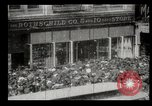 Image of Shoppers New York City USA, 1905, second 23 stock footage video 65675073420