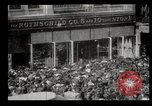 Image of Shoppers New York City USA, 1905, second 24 stock footage video 65675073420