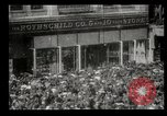 Image of Shoppers New York City USA, 1905, second 25 stock footage video 65675073420