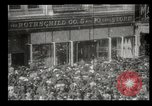 Image of Shoppers New York City USA, 1905, second 27 stock footage video 65675073420