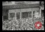 Image of Shoppers New York City USA, 1905, second 29 stock footage video 65675073420