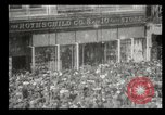 Image of Shoppers New York City USA, 1905, second 33 stock footage video 65675073420