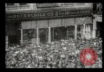 Image of Shoppers New York City USA, 1905, second 36 stock footage video 65675073420