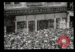Image of Shoppers New York City USA, 1905, second 37 stock footage video 65675073420