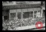 Image of Shoppers New York City USA, 1905, second 44 stock footage video 65675073420
