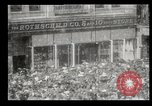 Image of Shoppers New York City USA, 1905, second 50 stock footage video 65675073420