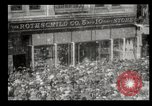 Image of Shoppers New York City USA, 1905, second 57 stock footage video 65675073420