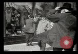 Image of pedestrians New York United States USA, 1903, second 8 stock footage video 65675073423