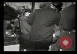 Image of pedestrians New York United States USA, 1903, second 18 stock footage video 65675073423