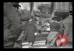Image of pedestrians New York United States USA, 1903, second 21 stock footage video 65675073423