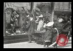 Image of pedestrians New York United States USA, 1903, second 25 stock footage video 65675073423