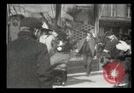 Image of pedestrians New York United States USA, 1903, second 26 stock footage video 65675073423