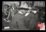 Image of pedestrians New York United States USA, 1903, second 29 stock footage video 65675073423