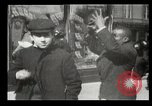 Image of pedestrians New York United States USA, 1903, second 31 stock footage video 65675073423