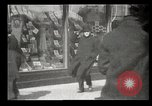 Image of pedestrians New York United States USA, 1903, second 33 stock footage video 65675073423