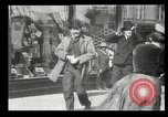 Image of pedestrians New York United States USA, 1903, second 39 stock footage video 65675073423