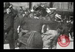 Image of pedestrians New York United States USA, 1903, second 41 stock footage video 65675073423