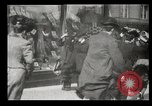 Image of pedestrians New York United States USA, 1903, second 43 stock footage video 65675073423