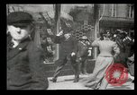 Image of pedestrians New York United States USA, 1903, second 45 stock footage video 65675073423