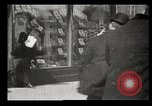 Image of pedestrians New York United States USA, 1903, second 49 stock footage video 65675073423